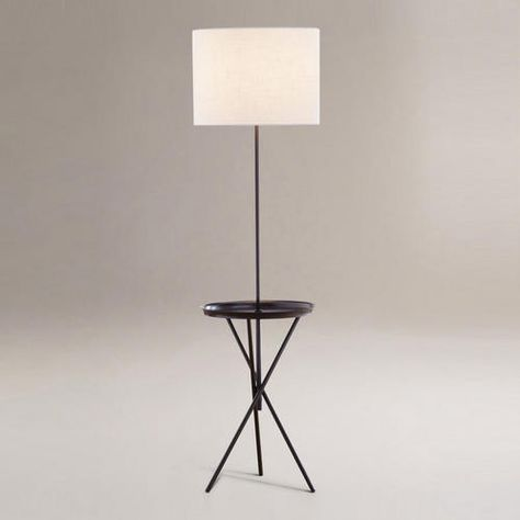 Tray Floor Lamp For Living Room In