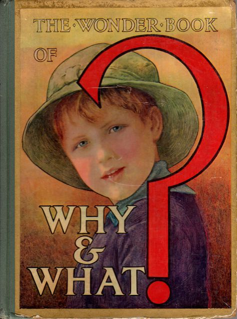 """From a painting by Harry G. Theaker (portrait study by E.A. Ife).  """"The Wonder Book of Why & What"""" edited by Harry Golding, F.R.G.S. and published by Ward, Lock & Co., Limited of London and Melbourne.  Undated but just after WWI."""