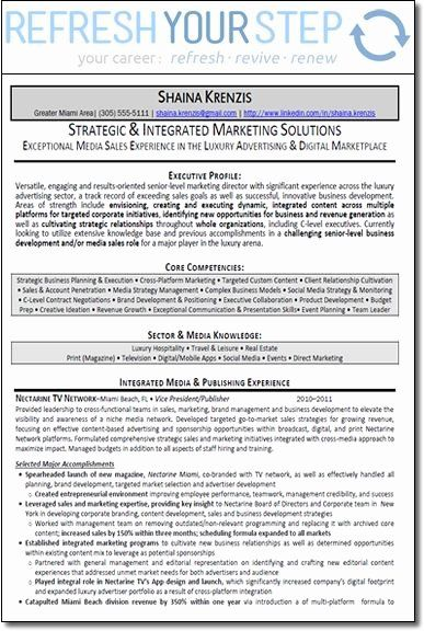 Marketing Manager Resume Objective New Senior Marketing Director Resume Example Senior Marketing Resume Professional Resume Samples