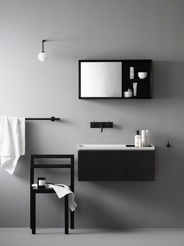 Best Stores For Minimalists With Small Space Products 洗面スペース シャワールーム 室内
