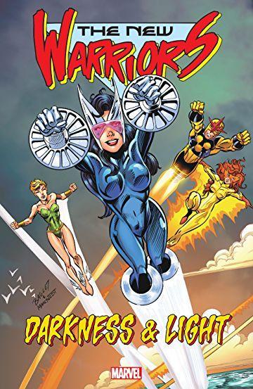 New Warriors Darkness Light New Warriors Book 1 Womens Fiction
