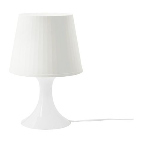 Us Furniture And Home Furnishings Lampe De Table Blanche Lampes De Table Et Table Ikea