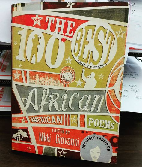 Book Details The 100 Best African American Poems By Nikki Giovanni