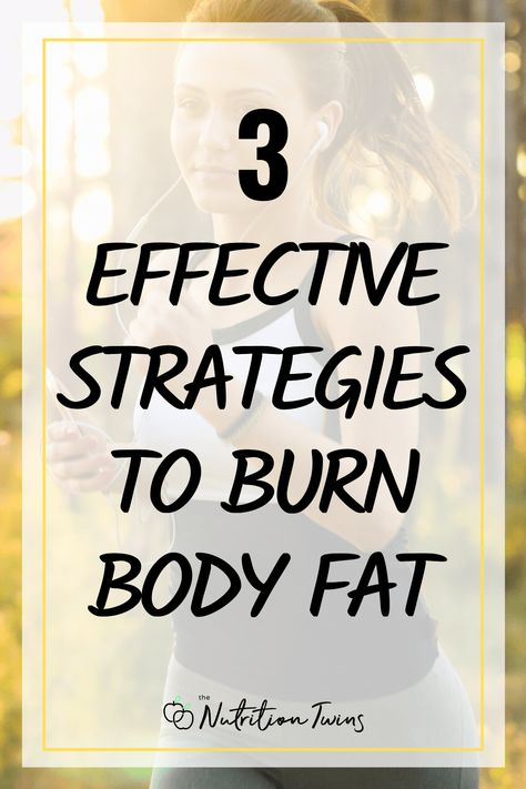 3 Effective Strategies to Burn Fat and Lose Weight. Get a flat stomach and lose weight in a month with these tips for a lose weight meal plan. For MORE RECIPES, fitness and nutrition tips please SIGN UP for our FREE NEWSLETTER www.NutritionTwins.com
