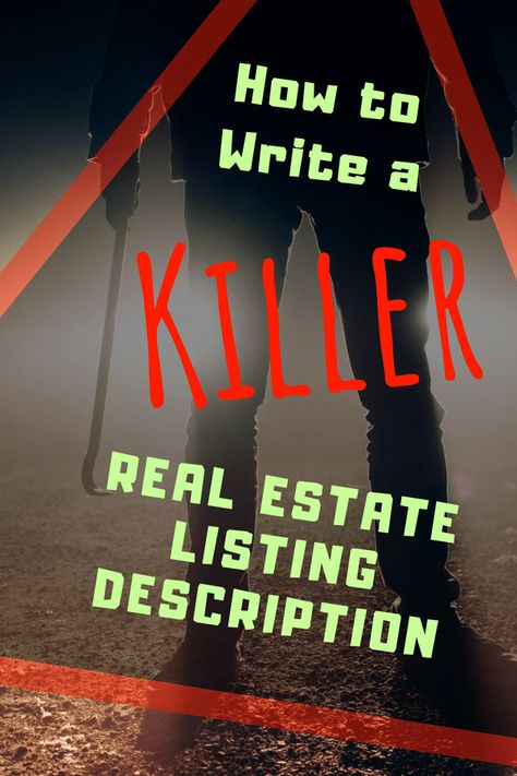 ✍ How to Write a Killer Real Estate Listing Description