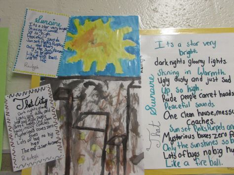Two Voice Poems - City of Ember