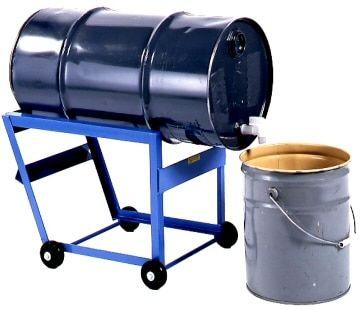 Morse Drum Cradle Truck For 15 Gallon Drum 46 In 2020 Drums Gallon 55 Gallon Drum