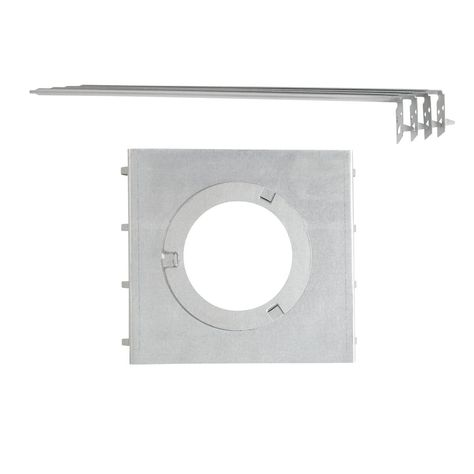 Recessed Lighting Mounting Plate 4x 12