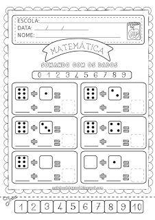 Atividades De Matematica Para Imprimir Atividades De Matematica