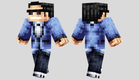 Psy Skin para Minecraft