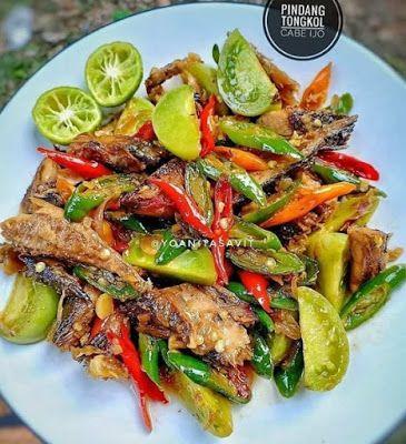 Pindang Tongkol Cabe Ijo Resep Masakan Resep Makanan Sehat Resep Ikan