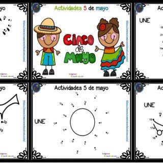 5 De Mayo Actividades Con Imagenes Imagenes Educativas