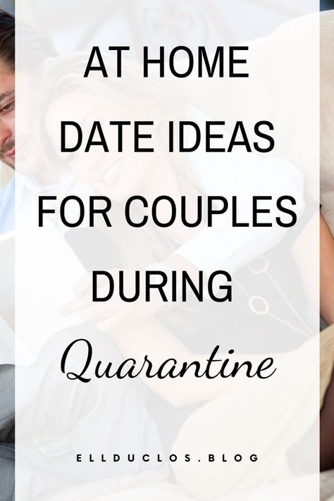 30 At Home Date Ideas For Couples That Are Budget Friendly