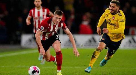 Sheffield United's home win ends Arsenal's unbeaten run
