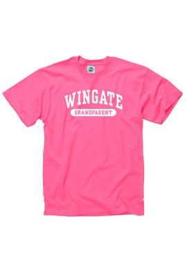 Pink Grandparent Tee. $12.95.  Order now & ship today! Call 704-233-8025.