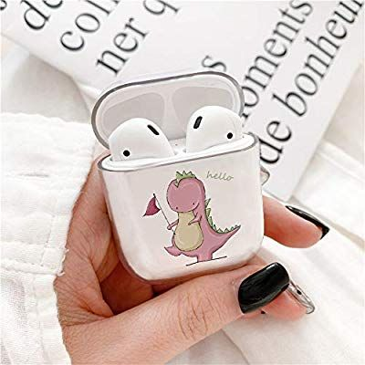 Amazon Com Ownest Compatible Airpods Case With Dinosaur Cute