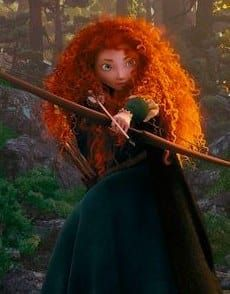 I got: Merida. Design a room and we'll give you a Disney roommate. I WOULD TOTALLY BE ROOMMATES WITH MER.