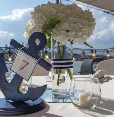 Sommer Deko 25 Maritime Ideen Zum Basteln Dekoration Hochzeit