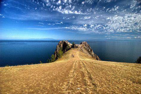 Lake Baikal, Siberia, Russia