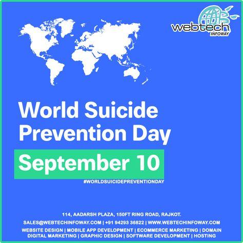 #WorldSuicidePreventionDay #World #Suicide #Prevention #Day