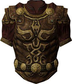 General tullius's armor
