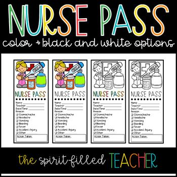 School Nurse Office Pass School Nurse Office Nurse Office School