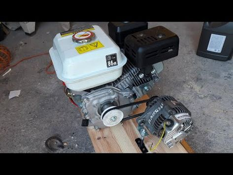 How To Make Weedeater 12v Generator New Project Alternator Agregat Pradotworczy Amazing Life Hacks 2 Youtube Amazing Life Hacks 12v Generator Life Hacks
