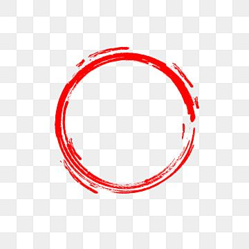 Hand Painted Ink Red Circle Circle Clipart Hand Painted Ink Png And Vector With Transparent Background For Free Download Prints For Sale Geometric Circle Free Vector Graphics