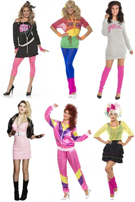 party outfits fashion for women is back! Ever wonder how to dress in style? Here are some ideas on how you can rock the fashion in Stage Outfit, 80s Outfit, 1990 Style, 80s Style, Tumblr Outfits, Mode Outfits, Moda 80s, 80s Theme Party Outfits, Look Disco