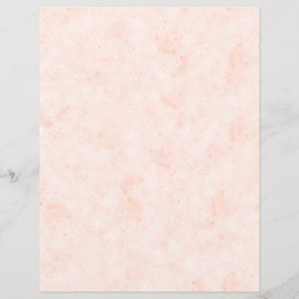 Peachy Pink Stationary Zazzle Com Shabby Chic Paper Pink Paper Pink