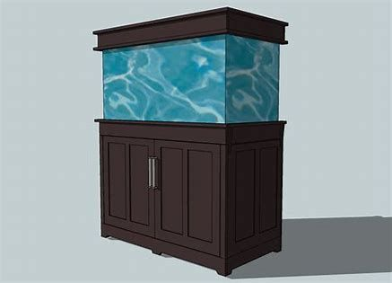 Image Result For 120 Gallon Aquarium With Stand And Canopy 120 Gallon Aquarium Outdoor Storage Outdoor Storage Box