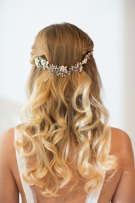 Wedding Hair Vine - DARA