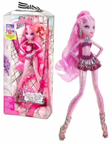 Barbie Fashion Fairytale Flairies Shyn E Flairy Doll Girl Toy New T2565 Ebay Barbie New Barbie Dolls Barbie Dolls