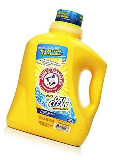 Arm Hammer Liquid Laundry Detergent 122 5 Oz Fresh Scent With