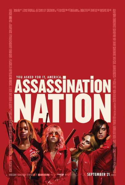 Movie Trailers Assassination Nation Trailer 3 High School