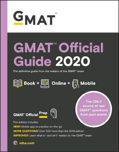 Download Pdf Gmat Official Guide 2020 Book Online Free Epub Mobi Ebooks Gmat Official Guide This Or That Questions Gmat