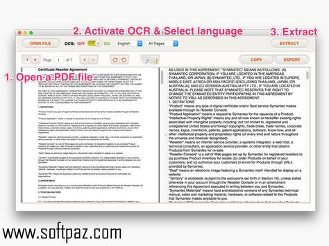 Hi fellow windows user! You can download PDF Files Text Extractor - sample reseller agreement