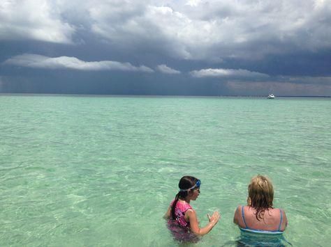 New Port Richey Florida sand bar. Breath taking!