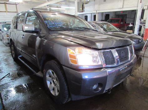 parting out 2005 nissan armada stock 150080 cars we\u0027re partingparting out 2005 nissan armada \u2013 stock 150080 tom\u0027s foreign auto parts \u2013 quality used auto parts every part on this car is for sale!
