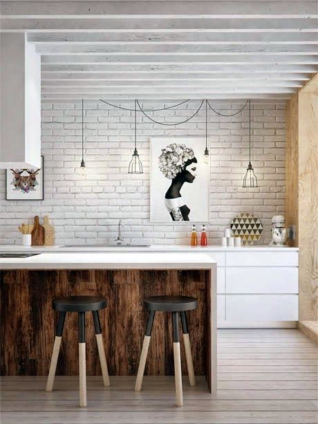 Cuisine moderne & cosy | Kitchens, Interiors and Studio