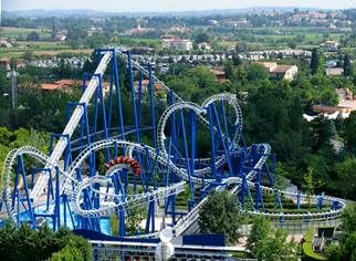 In Italia i migliori parchi di divertimento per TripAdvisor e i visitatori