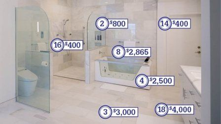 How Much Does A Bathroom Remodel Cost Bathroom Remodel Cost Bathroom Remodel Master Diy Bathroom Remodel