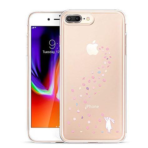 coque iphone 7 plus silicone dessin