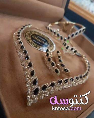 صور كوليهات انيقة لاحلى عروسة كوليهات اخر اناقة للعرايس كوليهات الماظ للعرايس2020 Women Jewelry Beaded Bracelets Jewelry