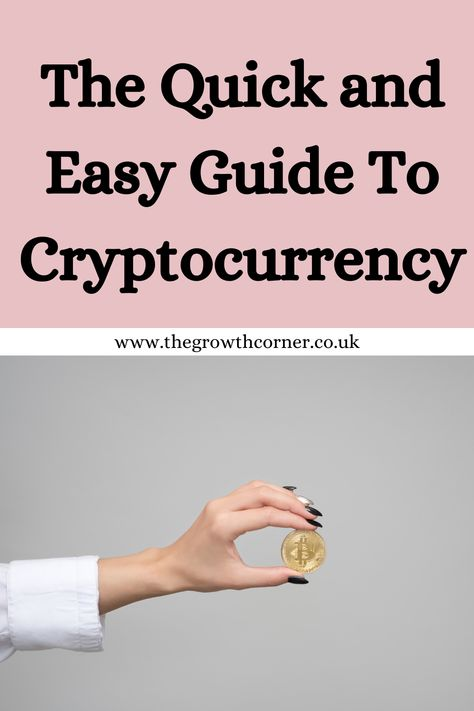 The Quick and Easy Guide To Cryptocurrency