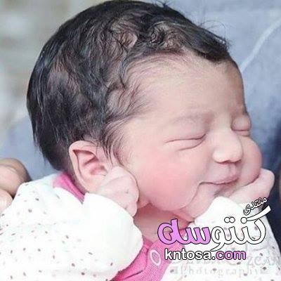 اطفال مواليد حديثي الولادة اطفال مواليد بالصور اطفال مولودين حديثا الصور الجميلة للاطفال الصغار Kntosa Com 18 19 155 Baby Face Face Baby