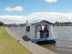 C&er Cat - inflatable pontoon tent boat | Lake Life | Pinterest | Tents Boating and C&ing & Camper Cat - inflatable pontoon tent boat | Lake Life | Pinterest ...