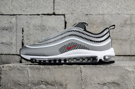 Nike Air Max 97 Ultra 17 Silver Bullet White 918356003