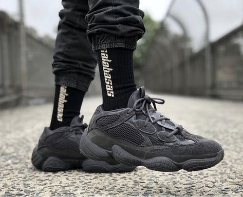 yeezy utility black