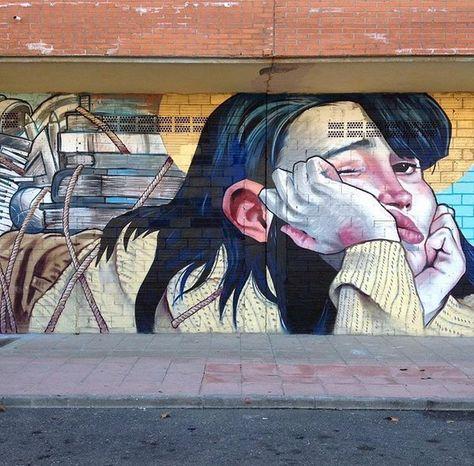 Street Art by Dan Ferrer